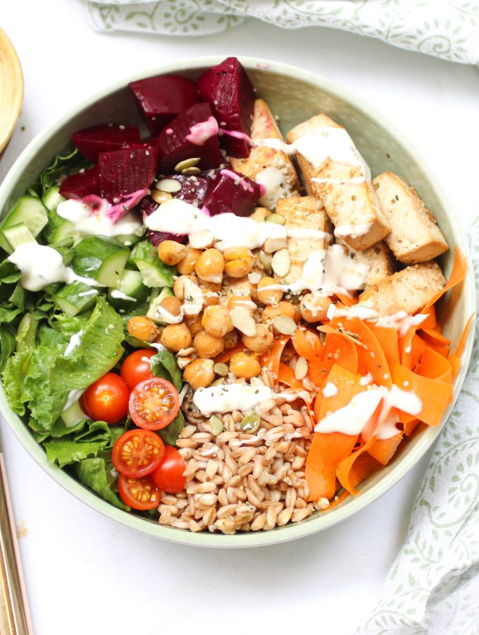 How to Make a Fabulous Buddha Bowl